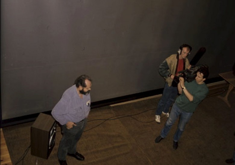 Phill Niblock: Koncert/Performance/Video